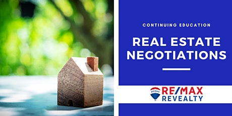 CE: Real Estate Negotiations tickets