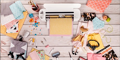 Basic Cricut workshop with JoyceMayDesigns tickets