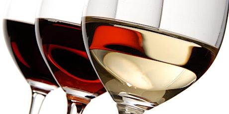 Three Course Wine Pairing Event tickets