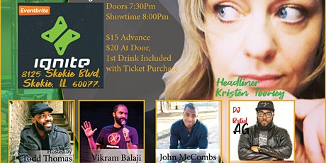 Where's the love? Comedy Show and After Party tickets