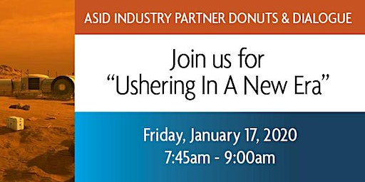 ASID Industry Partner Donuts & Dialogue