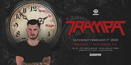 Trampa at Bassmnt Saturday 2/1 tickets