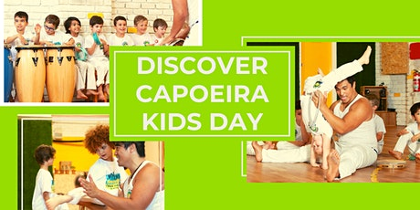 Discover Capoeira Kids Day tickets