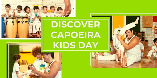 Discover Capoeira Kids Day