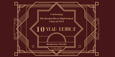BRHS Class of 2010 - 10 Year Reunion tickets