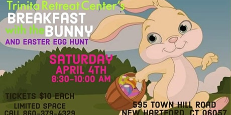 Breakfast with the Bunny Fundraiser tickets