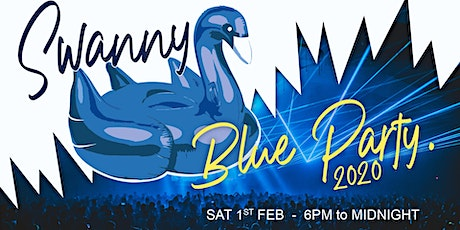 BLUE PARTY 2020 tickets