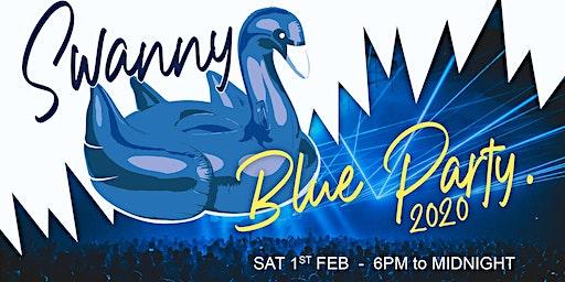 BLUE PARTY 2020