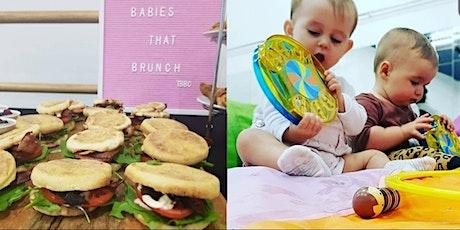 The Baby Brunch Club Wed 0-7mths 9:30 -10:30am tickets