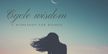 Copy of Cycle Wisdom - A workshop for women  tickets