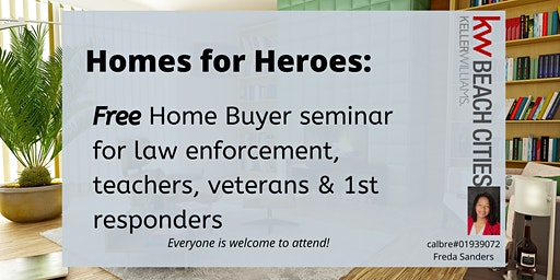 Homes for Heroes Event - Home Buyer Seminar