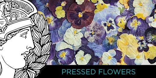 PRESSED FLOWER CRAFT CREATIONS