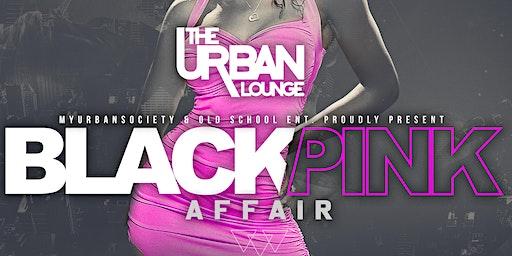 The Urban Lounge- Black & Pink Affair