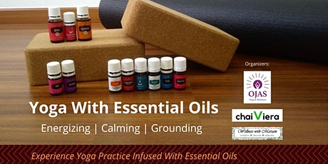 Yoga with Essential oils tickets