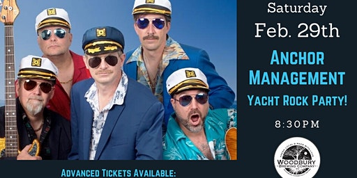 Yacht Rock Party with Anchor Management