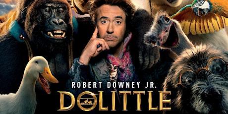 OUTDOOR MOVIE NIGHT - Dr Dolittle tickets
