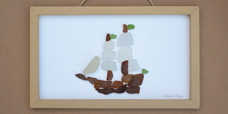 Sea Glass Art Workshop tickets