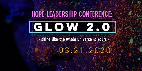 The HoPe Leadership Conference: GLOW 2.0 tickets