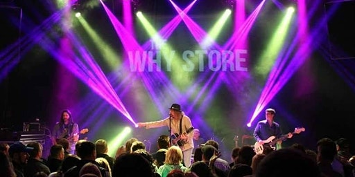 The Why Store at Key Palace Theatre on February 15, 2020