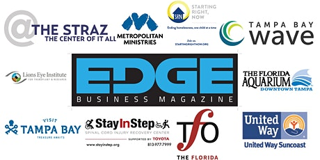 EDGE New Year Not-for-Profit  Magazine Launch Celebration 2020 tickets