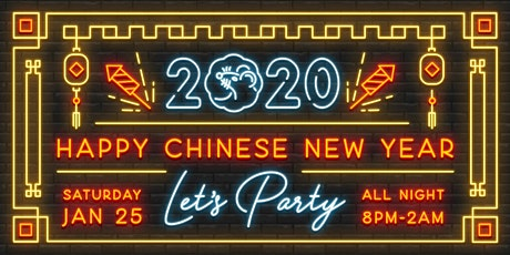 Chinese New Year @ Lefty's Brick Bar tickets