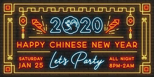 Chinese New Year @ Lefty's Brick Bar
