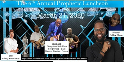 6th Annual Prophetic Luncheon