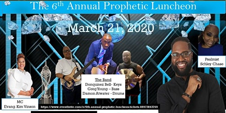 6th Annual Prophetic Luncheon tickets