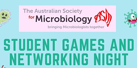 ASM Student Games and Networking Night tickets