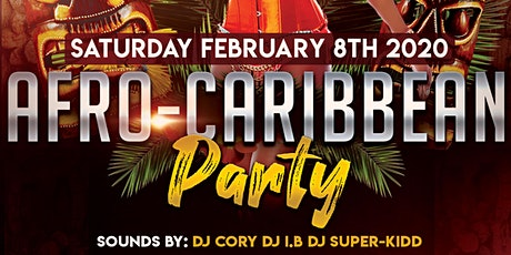 AFRO-CARIBBEAN PARTY tickets