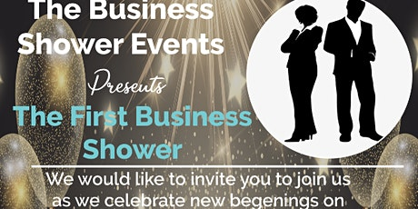 NJ First Business Shower tickets