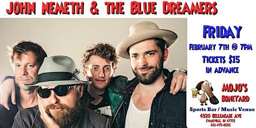 John Nemeth and the Blue dreamers