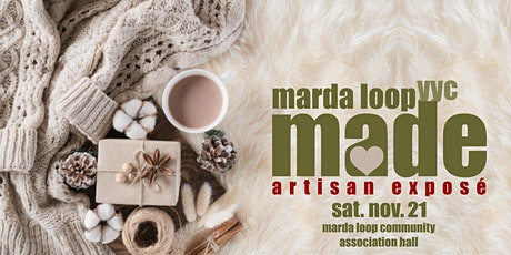 Marda Loop YYC MADE Artisan Exposé tickets