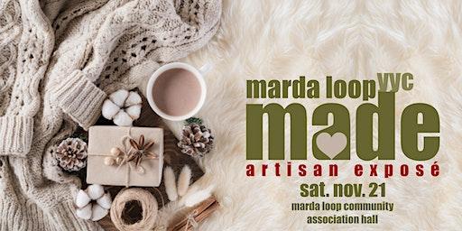 Marda Loop YYC MADE Artisan Exposé