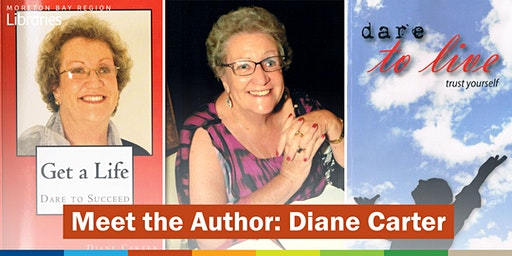 Meet the Author: Diane Carter - Bribie Island Library