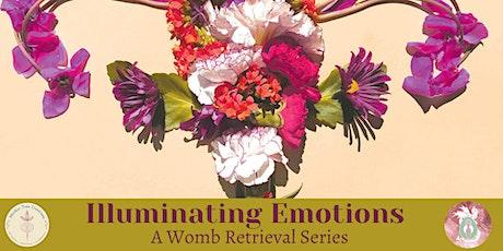 Illuminating Emotions - A Womb Retrieval Series tickets
