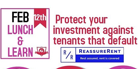 Income Property Lunch & Learn: Protect Your Rent tickets