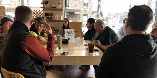 IVRC Coffee Talk - March 18th