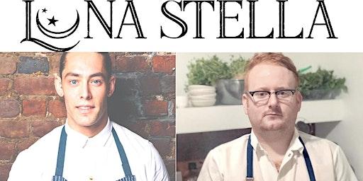 2/10 Restaurant  Luna Stella with Chef Brian Edgar Lopes,  Maplewood,NJ