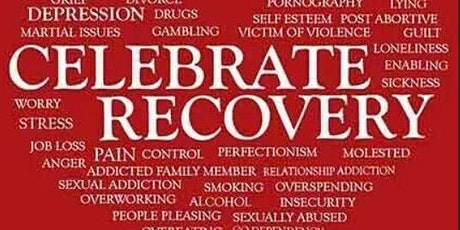 Celebrate Recovery tickets