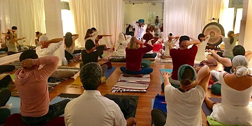 Feb. 7 - Full Moon Sound Healing  with Ram Kirin