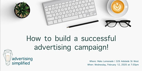 Digital Advertising Workshop For Small Businesses tickets