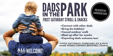 Dads in the Park tickets