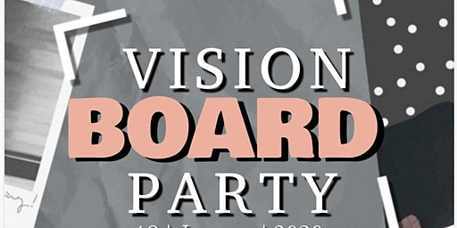 Amber's Vision Board Party