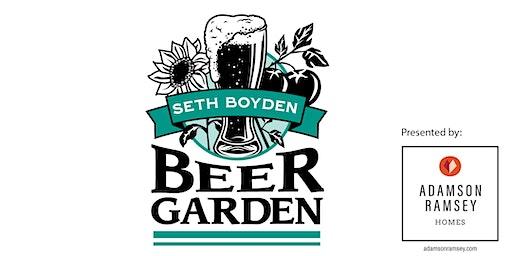 Seth Boyden Beer Garden - A benefit for Seth Boyden Elementary School