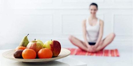 Yin Yoga & Mindful Eating Workshop tickets