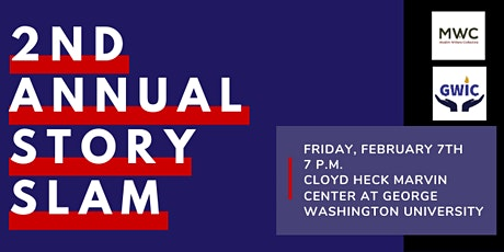 Muslim Writers Collective DC: Story Slam 2020 tickets