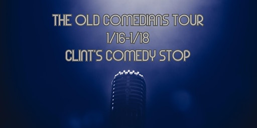 Old Comedian's Tour