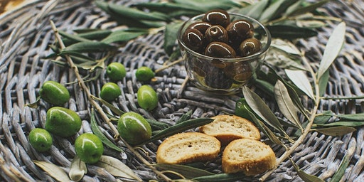 Backyard Olives