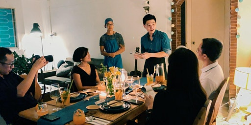Modern Vietnamese Private Dining - Lunar New Year Session